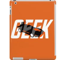 Geek My Ride- Science Friction iPad Case/Skin
