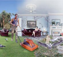 The Mower by Hardy