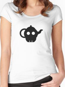 Teapot 2 Women's Fitted Scoop T-Shirt