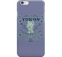 Yukon Prospecting and Bumble Reforming iPhone Case/Skin