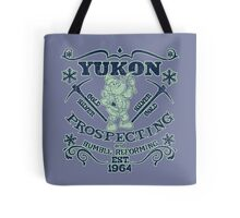 Yukon Prospecting and Bumble Reforming Tote Bag
