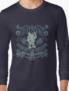 Yukon Prospecting and Bumble Reforming Long Sleeve T-Shirt