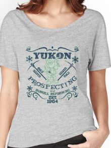 Yukon Prospecting and Bumble Reforming Women's Relaxed Fit T-Shirt