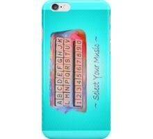 Select Your Music iPhone Case/Skin
