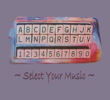 Select Your Music Kids Tee