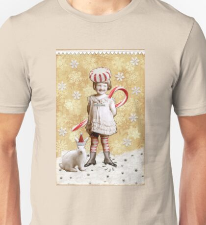 Peppermint Patsy Unisex T-Shirt
