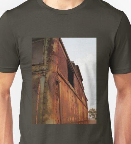 Rusty caboose Unisex T-Shirt