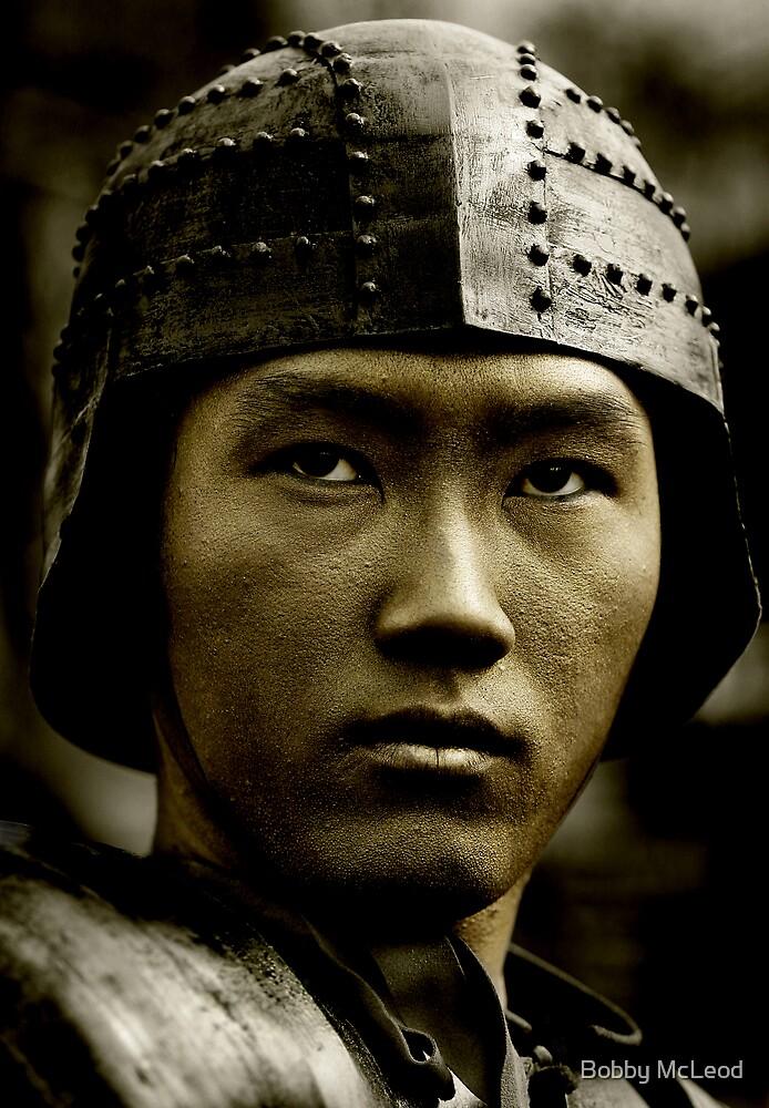 Asian Warrior by Bobby McLeod