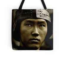 Asian Warrior Tote Bag