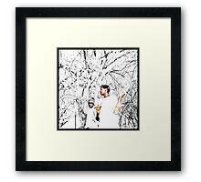 Dream boys Framed Print