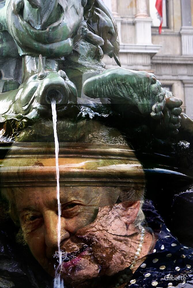 Antwerp - Dragon Shower by Gilberte
