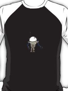 Robot *Blue* T-Shirt