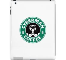 DR COFFEE 3 iPad Case/Skin