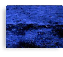 Ice Pond Canvas Print