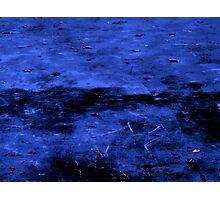Ice Pond Photographic Print