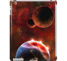 World War Space iPad Case/Skin