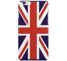 Union Jack Flag iPhone Case/Skin