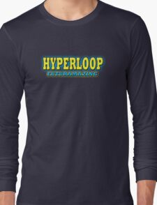 HYPERLOOP Long Sleeve T-Shirt