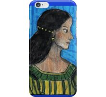 Julietta(After Da Vinci) iPhone Case/Skin