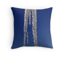 Slowly Dropping Throw Pillow