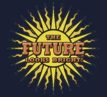 THE FUTURE LOOKS BRIGHT by futuramazing