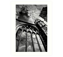 Temple Church Bristol Art Print
