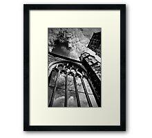 Temple Church Bristol Framed Print