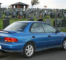 My Subaru by weallareone