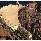 Hoover Dam by Lauren O