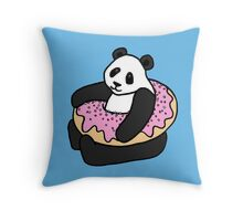 A Very Good Day Throw Pillow