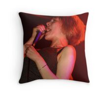 Rolo Tomassi Throw Pillow