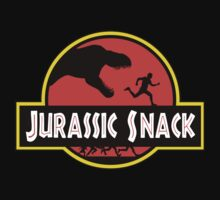 Jurassic Snack by JMcDowallDesign