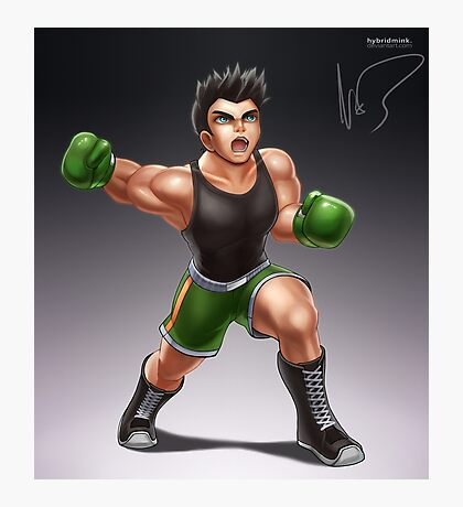 Little Mac Photographic Print