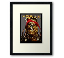 Tupacca Framed Print