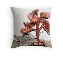 Chinese Pine Throw Pillow