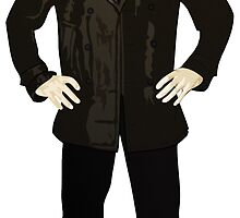The 9th Doctor - Christopher Eccleston by Chris Singley