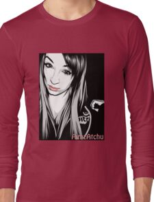 AimAtchu Vector Shirt Long Sleeve T-Shirt