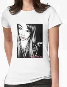 AimAtchu Vector Shirt Womens Fitted T-Shirt