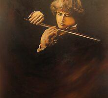 Violin Concerto #3 by Midori Furze