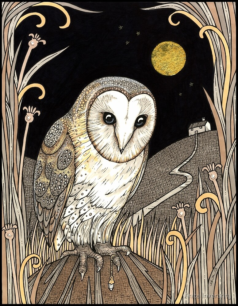 A Wise One Waits by Anita Inverarity