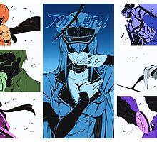 Akame ga Kill! Jeagers by Jonathan Masvidal