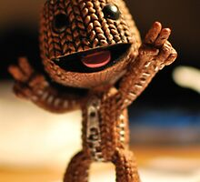 Sackboy Case by Cyberbob