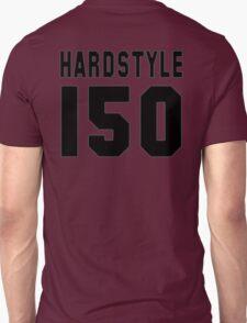Hardstyle Football (Black) Unisex T-Shirt