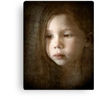 Renaissance Muse Canvas Print