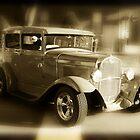 1931 Model A Ford Streetrod by Keeli
