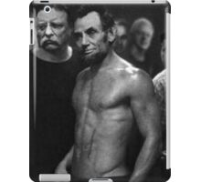Presidential Fight Club iPad Case/Skin