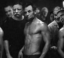 Presidential Fight Club by RocoesWetsuit