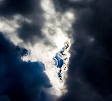 Dark Cloud Abstract by VikramGovind