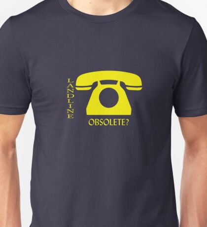Obsolete? Unisex T-Shirt
