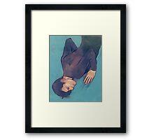 Khan Singh Star Trek Framed Print